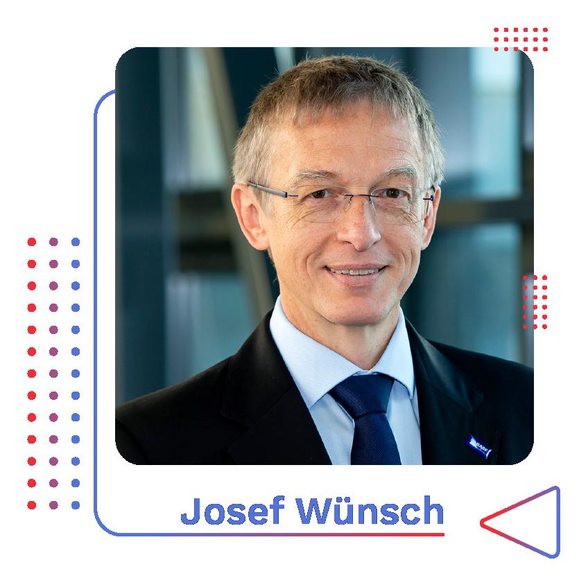 EuroNanoForum 2021 speakers Josef Wünsch