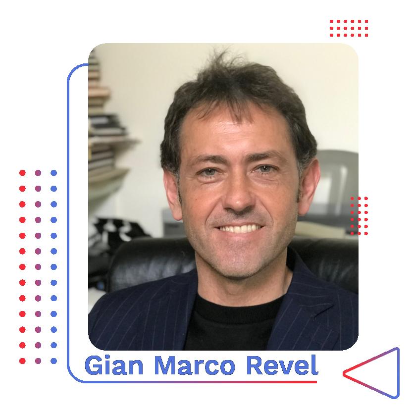 EuroNanoForum 2021 speakers Gian Marco Revel