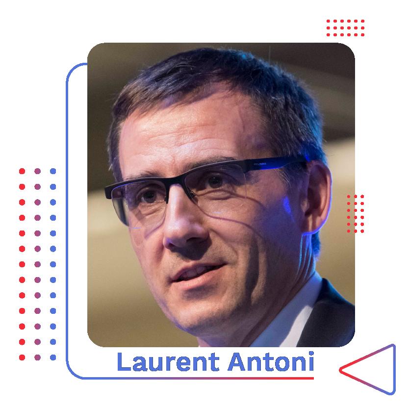 EuroNanoForum 2021 speakers Laurent Antoni
