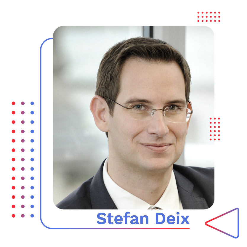 EuroNanoForum 2021 speakers Stefan Deix